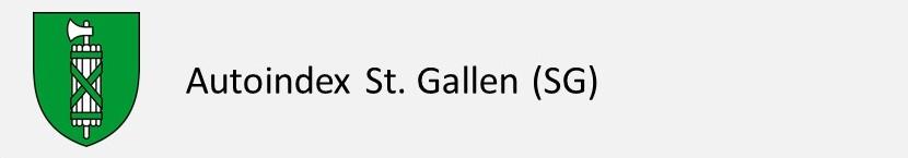 Autoindex St. Gallen SG