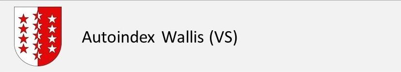 Autoindex Wallis VS Autonummern